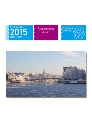 FU årsberetning 2010 - Fredrikstad 2015