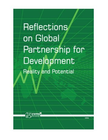 Reflections on Global Partnership for Development - cuts citee