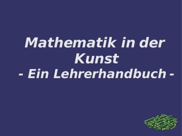 Mathematik in der Kunst