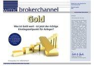 die PDF Version - WMD Brokerchannel