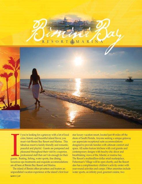 BiminiBay - Naples Daily News
