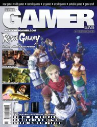 Volume 2 Issue 7 January 2007 Rogue Galaxy - Hardcore Gamer