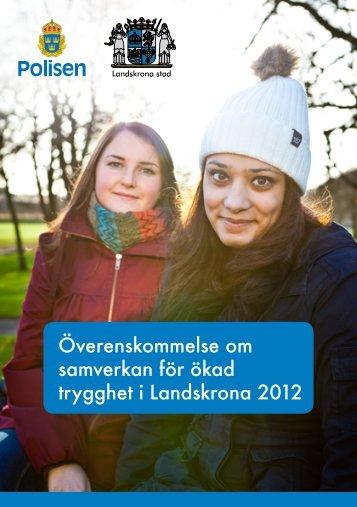 Överenskommelsen 2012 - Landskrona kommun