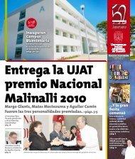 Diciembre del 2010 - Publicaciones - Universidad Juárez Autónoma ...