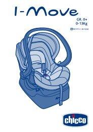 Chicco beakasztott szék