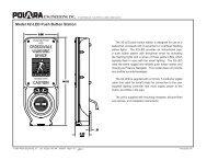 POLARA X2-LED for Overhead Flashers - Temple, Inc.