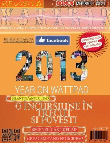 Revista Wattpad România