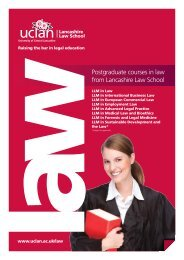 Postgraduate Law Courses V2:Layout 1 - Study in the UK