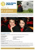 Deepening Our Mission and Vision - American University of Central ... - Page 2