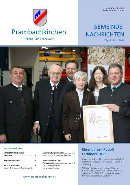 Prambachkirchen singlebrse. Private partnervermittlung aus