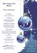 Christmas 2010 EBrochure - Arora Hotels - Page 5