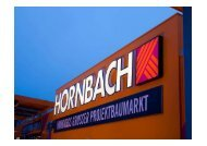Company Profile Hornbach - Presidents Council