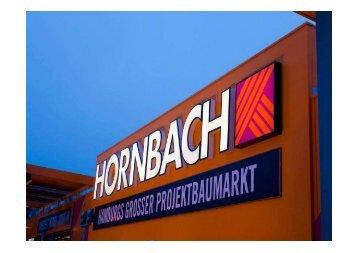 Company Profile Hornbach - Presidents Council