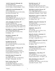 Diaconate Listing… - Archdiocese of St. Louis