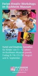 PDF-Programmflyer - Buchheim Museum der Phantasie