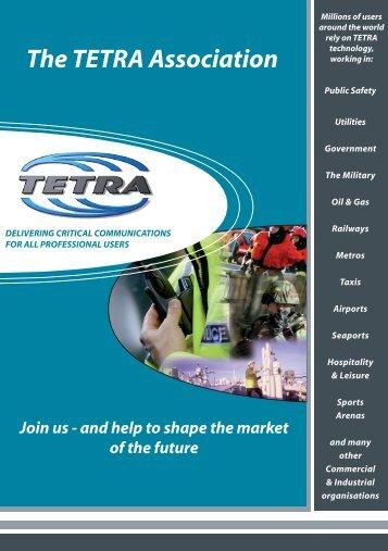 The TETRA Association