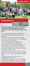 ISK Tagesseminar in Heidelberg & Dresden 13 ... - Medical Service