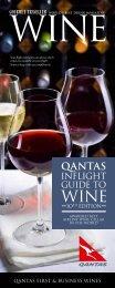 Inflight Guide to Wine - Qantas