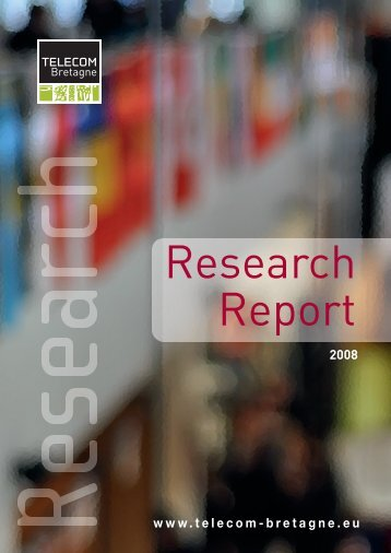 researResearch - Télécom Bretagne