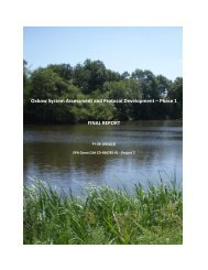 Phase 1 - Water Resources Board - State of Oklahoma