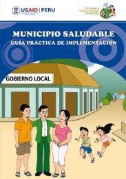 municipios saludables - Bvs.minsa.gob.pe