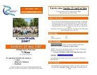 Download Entry Form - Crescents of Brisbane