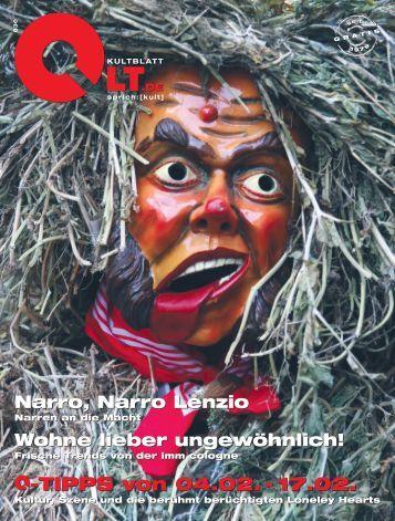 TIPPS von 04.02. - 17.02. - QLT - Online
