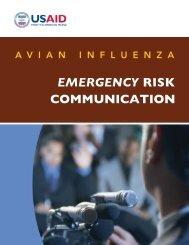 Avian Influenza Emergency Risk Communication Guide - Avian and ...