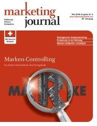 Marken-Controlling - Institut für Markentechnik Genf