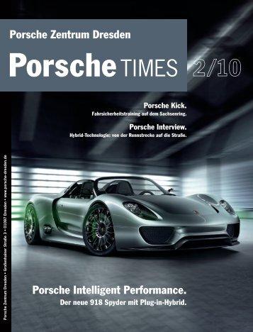 Ausgabe 2/10 - Porsche