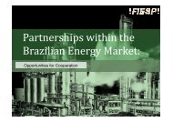 Opportunities for Cooperation - Brazil-US Business Council