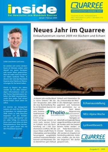 Security - Quarree Wandsbek