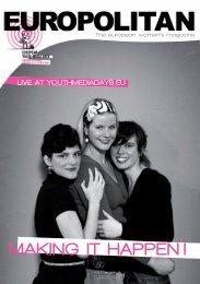 MAKING IT HAPPEN ! - European Youth Media Days