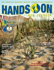 Summer - Issue 2 - American Massage Therapy Association New ...