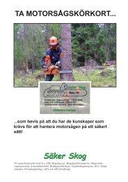 Infobroshyr f webb 4e uppl 061127.pmd - Säker Skog