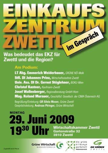 Download des Folders als PDF - Die Grünen