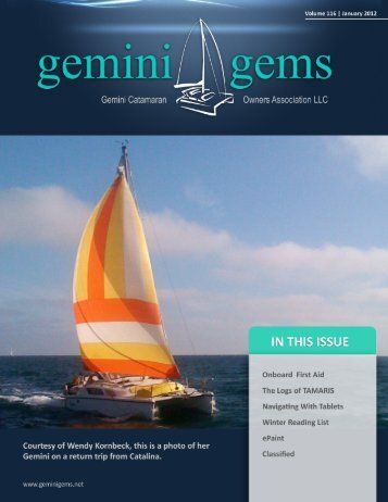 January 2012 - Gemini Gems
