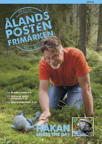 Edition 1-2013 - Posten Åland