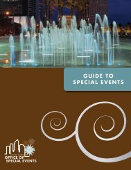 Special.Event.Permits - City of Tampa