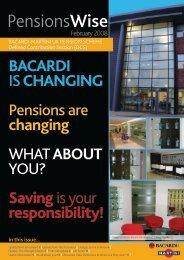 Bacardi-Martini UK Pension Scheme - PRAG