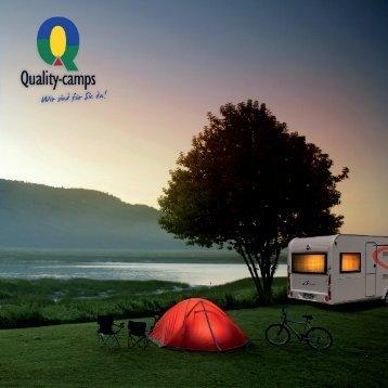 Herzlich Willkommen - Quality-Camps