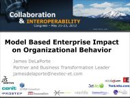 MBE and Organizational Behavior - 3dcic.net