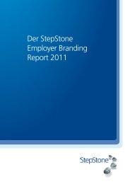 Der Stepstone Employer Branding Report 2011