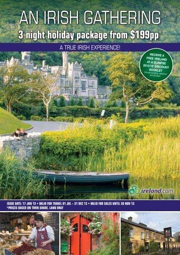 Ireland - Searle Travel
