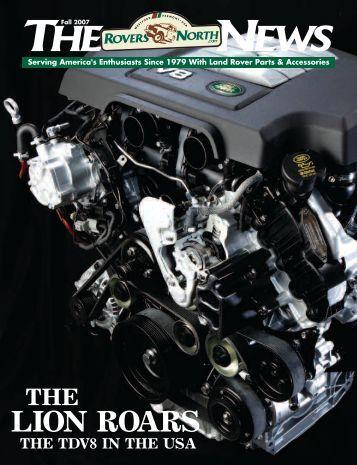 Land Rover - Rackspace Hosting