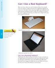Can I Use a Real Keyboard? - In Easy Steps