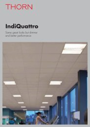 IndiQuattro - THORN Lighting