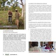 Cameroun - Planète Urgence