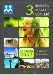 Ekli dosyayı görmek için tıklayın. (170 Kb) - Türkiye Milli Pediatri ...