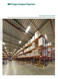Annual Report & Accounts 2009 - Beursgorilla